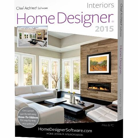 Chief architect home designer interiors 2015 pc mac review compare prices buy online - Home designer mac ...