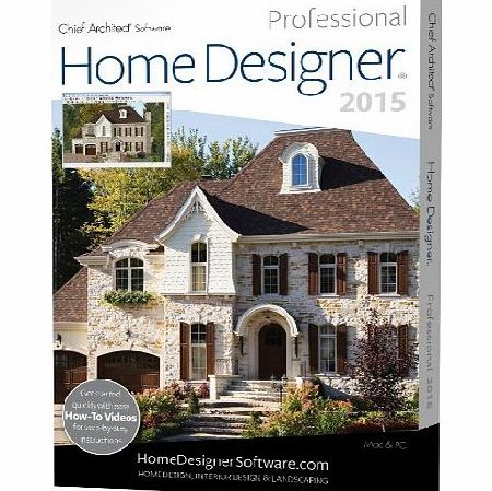Chief Architect Home Designer Pro 2015 Pc Mac Review