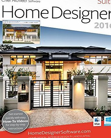 chief architect home designer suite 2016 pc mac review