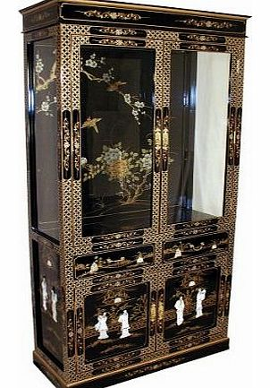 China warehouse direct oriental chinese furniture black for Oriental furniture warehouse