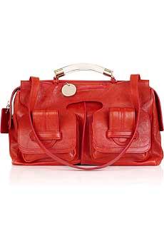 Top-10.  Красные сумки.