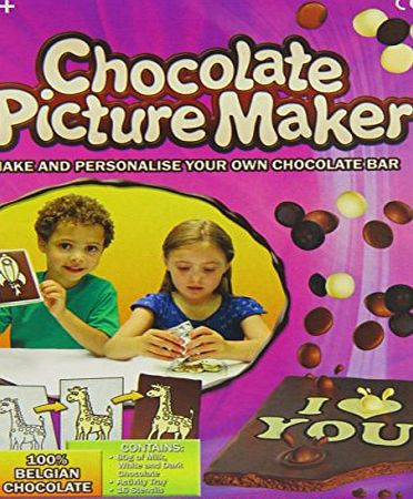 Chocolate Picture Maker Bar