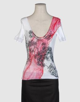 DIOR BOUTIQUE TOP WEAR Short sleeve t-shirts WOMEN on YOOX.COM