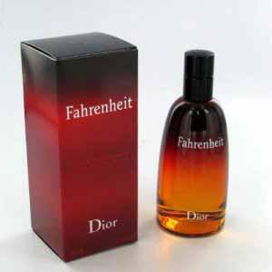 aftershave dior fahrenheit
