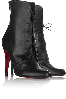 Christian Louboutin Madison leather boots