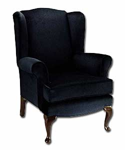 Wing back chair christie tyler ashford oyster wing back chair