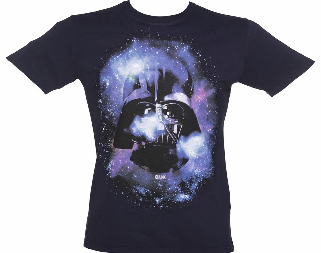 Chunk Mens Navy Vader Constellation T-Shirt from Chunk product image