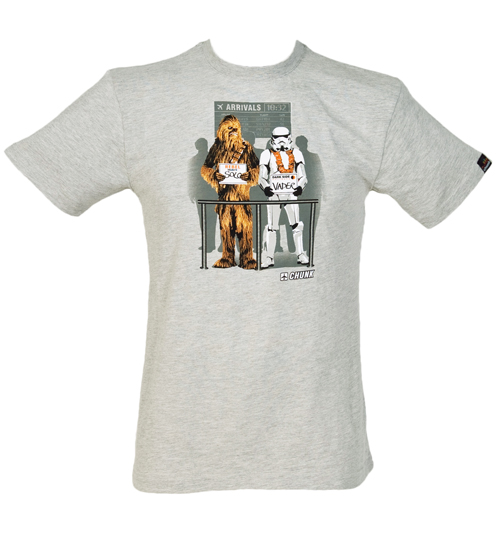 Mens Star Wars Arrivals T-Shirt from Chunk