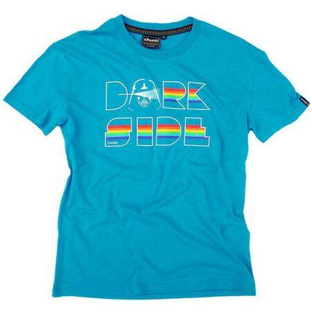 Chunk star wars darkside miami ocean blue t shirt review for Ocean blue t shirt