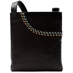 Stitched Edge Medium Cross Body Bag This bag comes complete with a