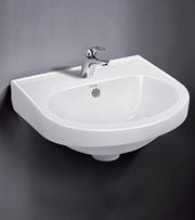 Angola Wall Mounted Basin