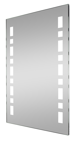 Bright Lights Rectangular Mirror