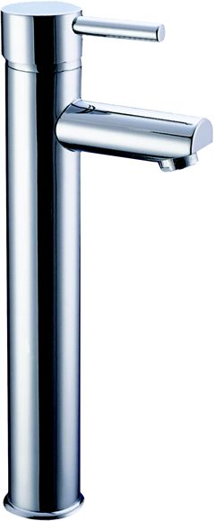 This tall basin mixer has an on/off lever that is chrome plated.  Suitable for high and low - CLICK FOR MORE INFORMATION