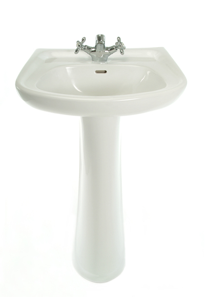 Copello Flamingo Pedestal & Basin