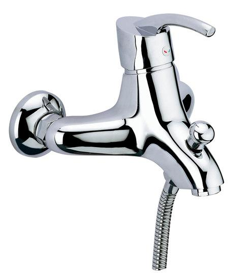 Freetown Single Lever Bath Shower Mixer