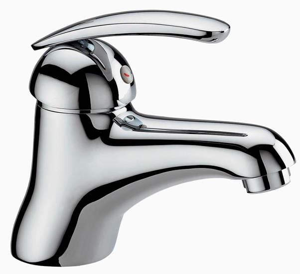 Minsk Single Lever Basin Mixer