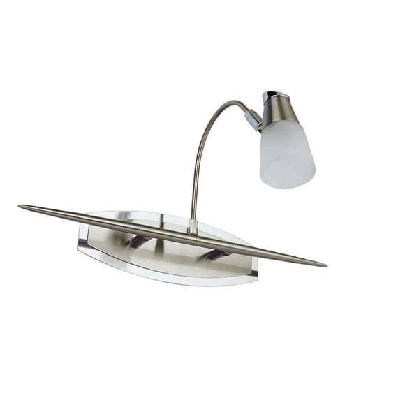 Dimensions: Back plate width 235mm height 90mm. Rail length 380mm. Bracket height 135mm at highest p - CLICK FOR MORE INFORMATION