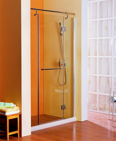 Stunning semi-frameless high quality shower door at an unbeatable price! - CLICK FOR MORE INFORMATION