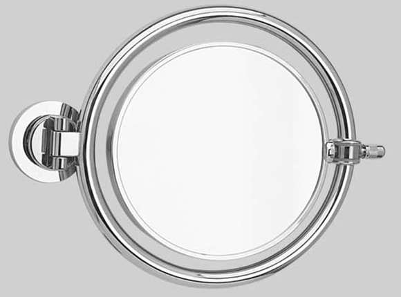 Splendid Cosmetic Mirror Chrome