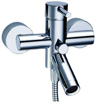 Verona Single Lever Bath & Shower Mixer