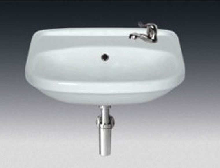 Zest Wall Mounted Basin