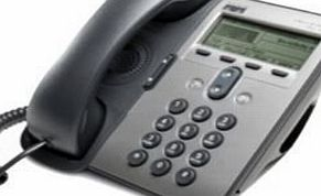 Cisco IP Phone 7911G - VoIP phone - SCCP(CP-7911G) product image