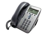 CISCO IP Phone 7911G - VoIP phone - with 1 x user licence for Cisco CallManager Express product image