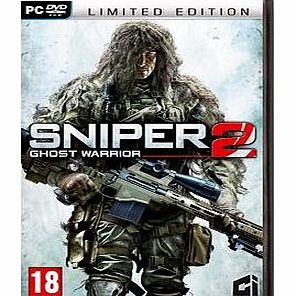 City Interactive Sniper Ghost Warrior 2 Limited Edition on PC