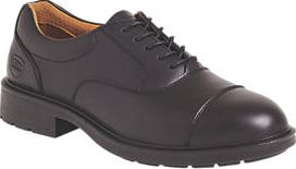 City Knights, 1228[^]24515 Oxford Executive Safety Shoes Black