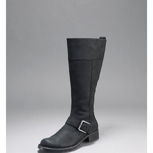 Clarks Orinoco Jazz 4 Leather Knee Boots