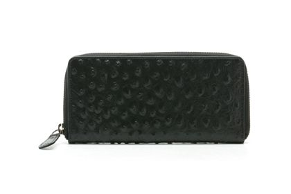 Russian Doll Black Leather