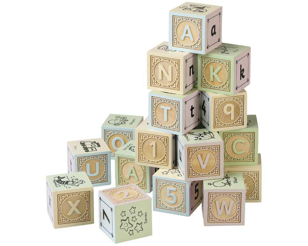 classic alphabet blocks review compare prices buy online With where to buy block letters