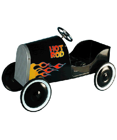 HOT ROD RACER Pedal Car.