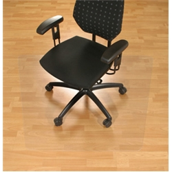 Cleartex Chairmat General Purpose for Hard Floor
