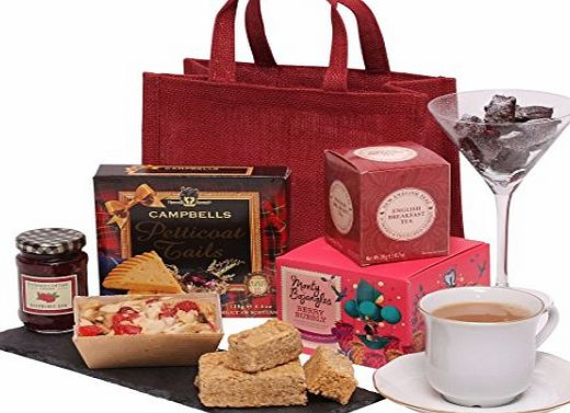 Clearwater Hampers Sweet Treats For Her - The Perfect Complete Gift for a Special Lady on Her Birthday or as a Thank You Present