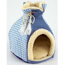 Cleo Pet Kitten Duffle Bag Bed