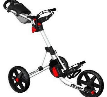 3.5+ Golf Trolley Silver with 2 Free