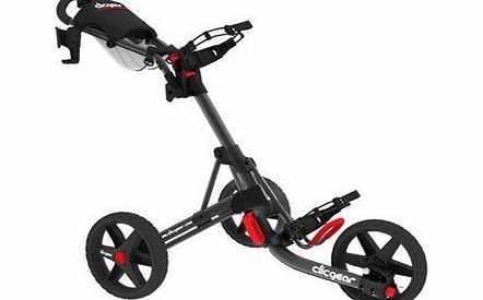 3.5 Golf Trolley, Color- Gloss Black