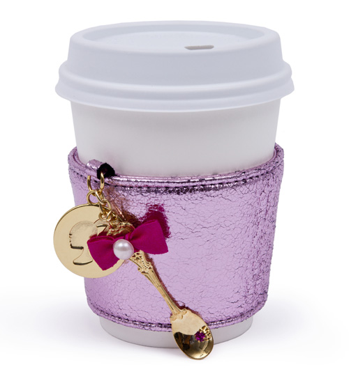 Barbie Coffee Cuff from Clippy London