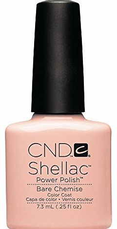 CND Shellac Power Polish - Intimates Collection - Bare Chemise product image