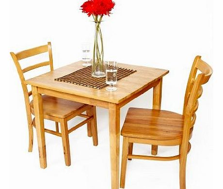 Coco two chair and small table set Brand new Bistro