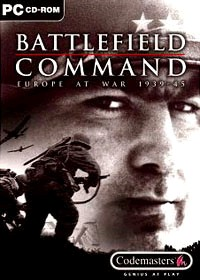 Codemasters Battlefield Command Europe At War 1939-1945 PC
