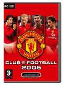 Codemasters Club Football Manchester United 2005 PC