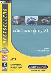 Codemasters Colin McRae Rally 2 PC