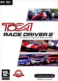 Codemasters TOCA Race Driver 2 PC