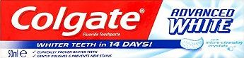 Colgate, 2041[^]10033558 Whitening Toothpaste 50 ml 10033558