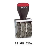 Colop Date Stamper product image