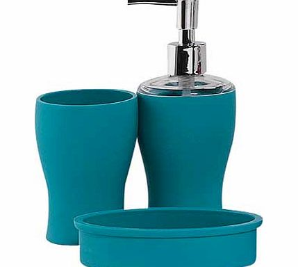 Colourmatch Bathroom Accessories Set Lagoon Review Compare Prices Buy Online