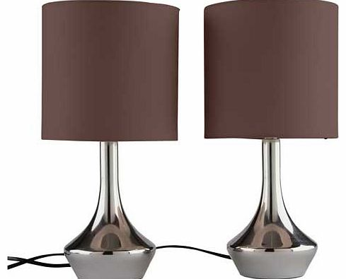 Chocolate Table Lamps