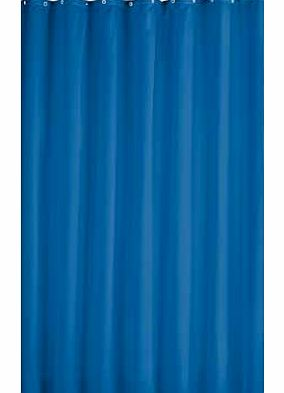 Shower Curtain - Marina Blue